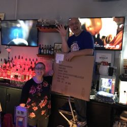 Pinball Profile: Thank you, Silverball Saloon!