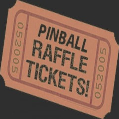 Pinball Charity Raffle – You could be a winner!