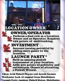 Mega-R-Cade!! – Card #M008 – Location Owner