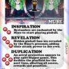 Mega-R-Cade!! – Card #M009 – Muse