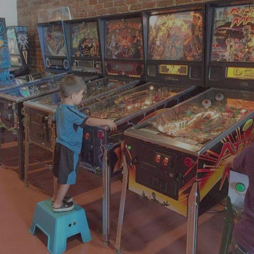 Replay Amusement Museum opens!
