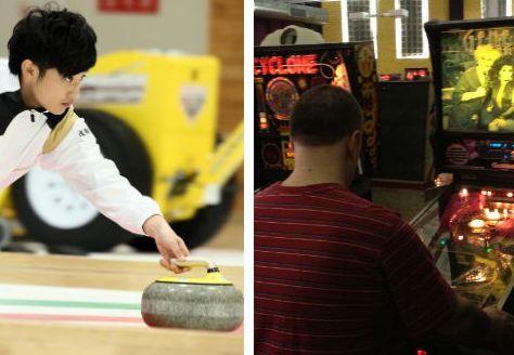 curling-pinball