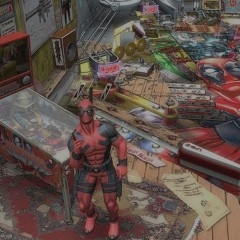 Deadpool on Zen Pinball