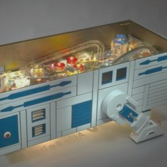 Star Wars Pinball Coffee Table