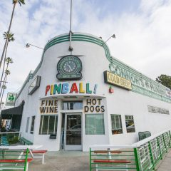 Eagle Rock's First Arcade Bar Turns On the Machines