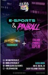 Sports pinball and esports show together for the first time