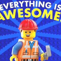 Lego Triple Decker Pinball