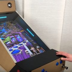 Gaming Pinball cabinet Projects