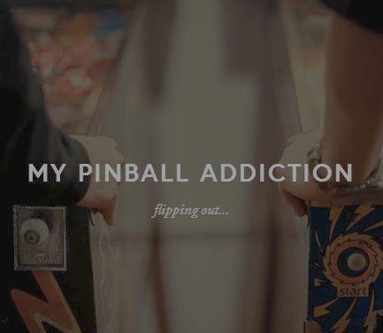 "Gene X – ""My Pinball Addiction"""
