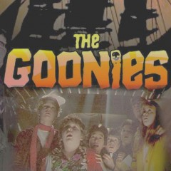 The Goonies pinball machine