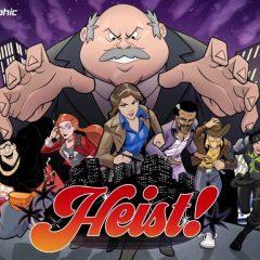 Pinball Profile: Heist!