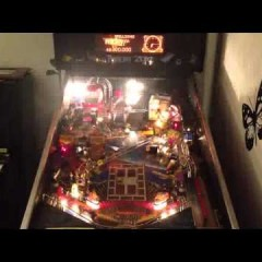 The Deep Funky Pinball Machine