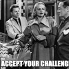Pinball meme of the day: #Challenge