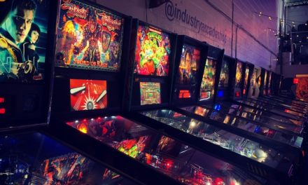 "Industry Arcade: ""… the safest thing you could do indoors."""