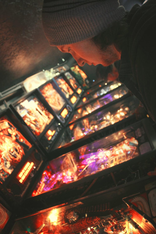 Inside Portland's Competitive Pinball Scene | VICE | United States