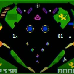 Virtual Pinball Back in the Day