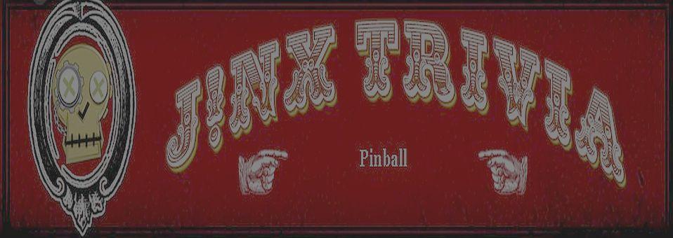 J!NX Trivia – Pinball