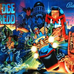 Music Monday: Judge Dredd Pinball – Main Theme Guitar Cover