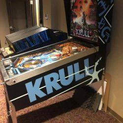 Play KRULL at Pinball Expo 2019!