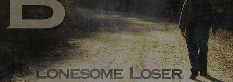 New Pinball Dictionary: Lonesome Loser