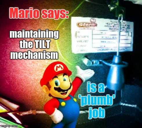 Mario Shop 1: It's a dirty job