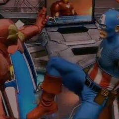 Marvel Pinball Civil War by ZEN