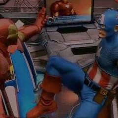 Marvel Pinball Civil War by ZEN