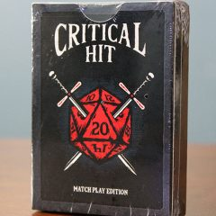 Critical Hit – Match Play Decks Available!