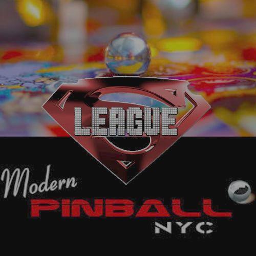 Modern Pinball Super League!