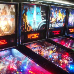 Tilting Toward Fun: A Museum For Pinball Wizards To Come And Play : NPR