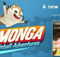 Momonga Pinball Adventures [PREVIEW]