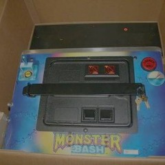 Monster Bash. Unused. On eBay.