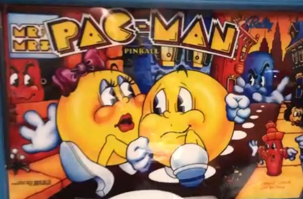 Install an LED PacMaze on a Bally Mr. & Mrs. Pac-Man like a BOSS!