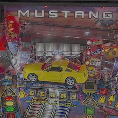 Mustang Pinball v1.1