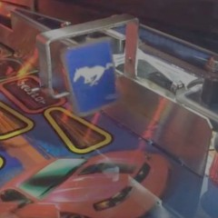 George Gomez introduces Mustang pinball