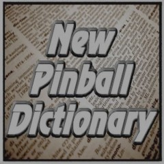 New Pinball Dictionary: Walk Off