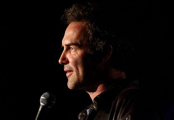 Comedian Norm MacDonald Performs at The Ice House - September 4, 2003