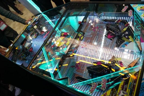 Super Panic Ball, Pac-Man Panic,Space Invaders Pinball Jam