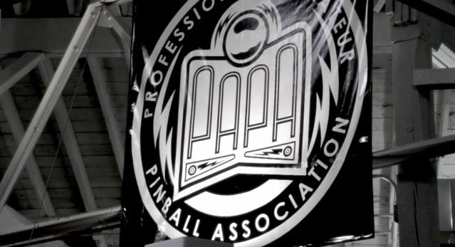 For the record: PAPA 20 World Pinball Championships