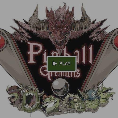 Pinball Gremlins Kickstarter