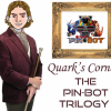 Pinball Theory: The Pin*Bot Trilogy