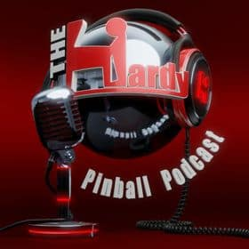The Hardy Pinball Podcast