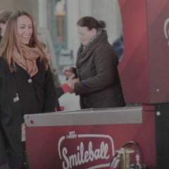 Smileball: The smile-controlled pinball machine