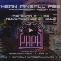 Southern Pinball Festival 2013: The Tournament
