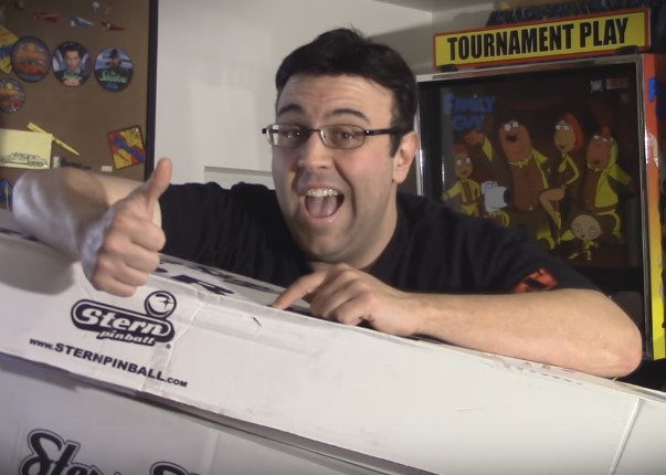Picking up and unboxing Ghostbusters Premium