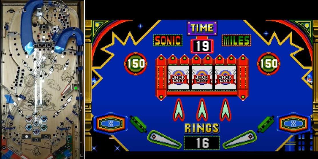 Sonic Spinball: Bonus Slots