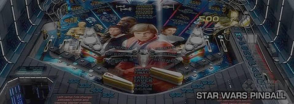 Star Wars Zen Pinball