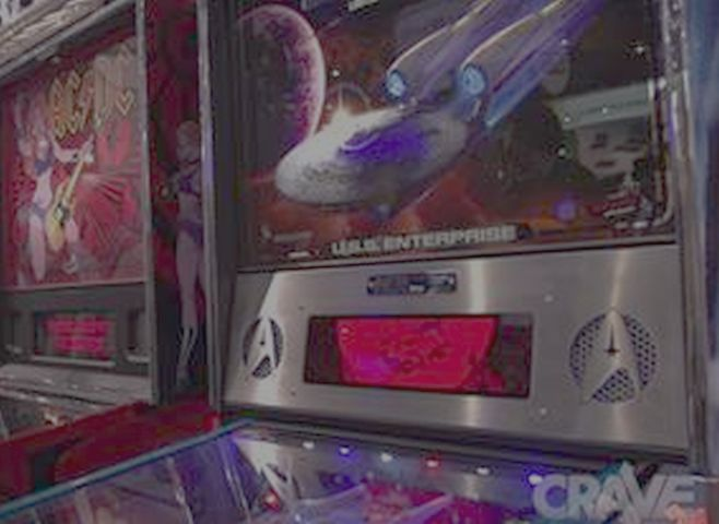 Crave Online at CES 2014: Stern Pinball