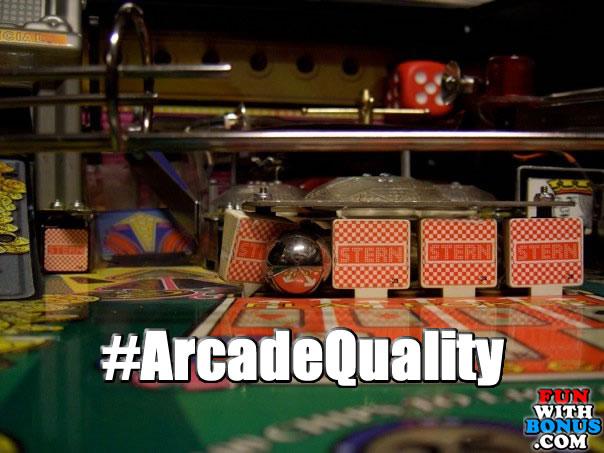stern-target-craftsmanship-#ArcadeQuality