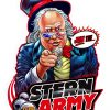 We Want You! Join the official Stern Army!